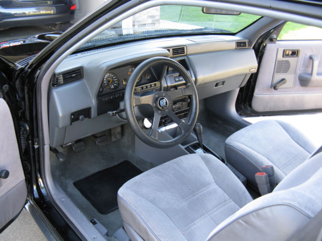 1987 Dodge Shadow Shelby Csx For Sale Photos Technical