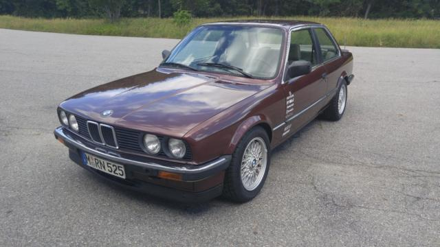 1987 BMW 3-Series 324 D E30 2 door
