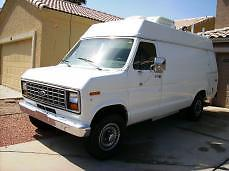 1987 Ford Other Modified TV NEWS VAN