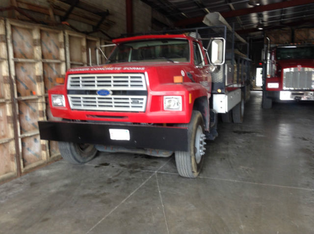 1987 Ford Other Pickups