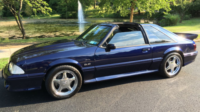 1987 Ford Mustang Resto Mod