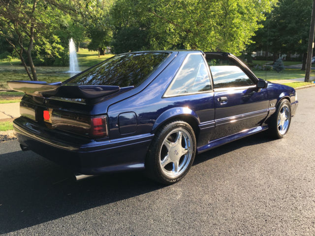 1987 ford mustang cobra gt t tops 5 spd ac for sale photos technical specifications