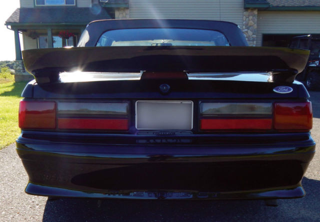 1987 ford mustang gt convertible for sale photos technical. Cars Review. Best American Auto & Cars Review