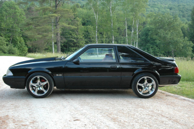 1987 ford mustang lx 5 0 for sale photos technical specifications description. Black Bedroom Furniture Sets. Home Design Ideas