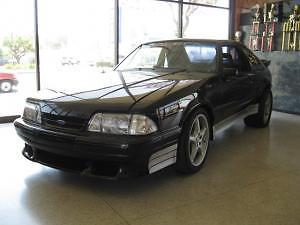1987 Ford Mustang SALEEN #163
