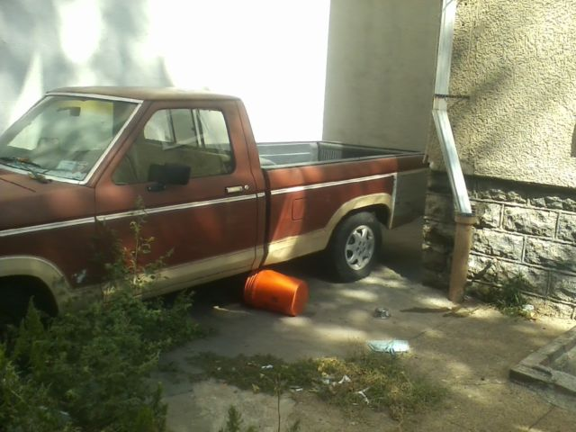 1987 Ford Other Pickups e 150