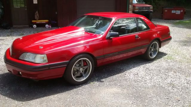 1987 ford thunderbird turbo coupe for sale photos technical specifications description. Black Bedroom Furniture Sets. Home Design Ideas