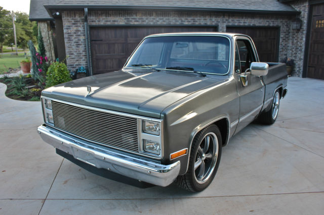 1987 gmc short wide bed pickup same as chevrolet for sale photos technical specifications. Black Bedroom Furniture Sets. Home Design Ideas