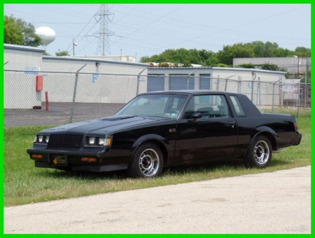 1987 Buick Grand National T-TOPS-ONLY 54,690 ORIGINAL MILES-SEE VIDEO