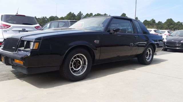 1987 Buick Grand National SUPER CLEAN...TURBO CHARGED...CLEAN CARFAX