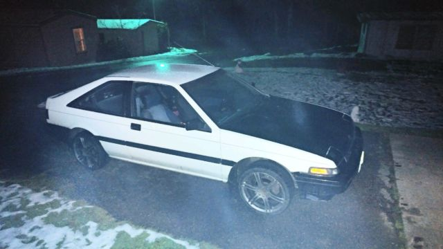 1987 Honda Accord Dx Hatchback For Sale Photos Technical