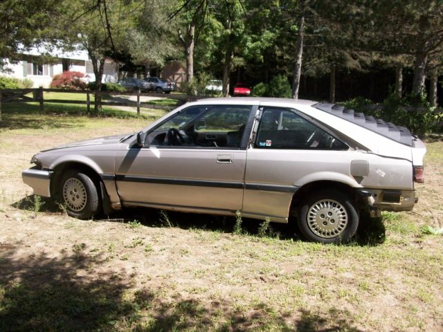 1987 Honda Accord LXI 3 Door Hatchback for sale: photos, technical specifications, description