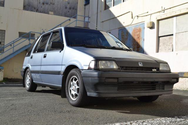 Honda Civic Wagon Rt Wd