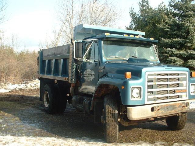 1987 international truck