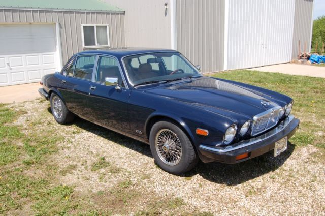 1987 Jaguar XJ6 Luxury Model