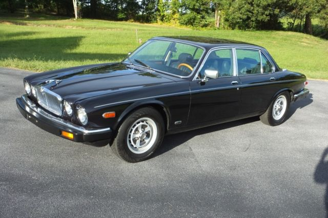 1987 Jaguar XJ6 Series 3
