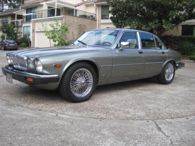 1987 Jaguar Xj6 Vanden Plas Series Iii For Sale Photos