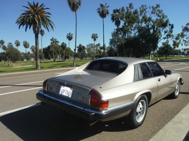1987 jaguar xjs v12 for sale: photos, technical specifications