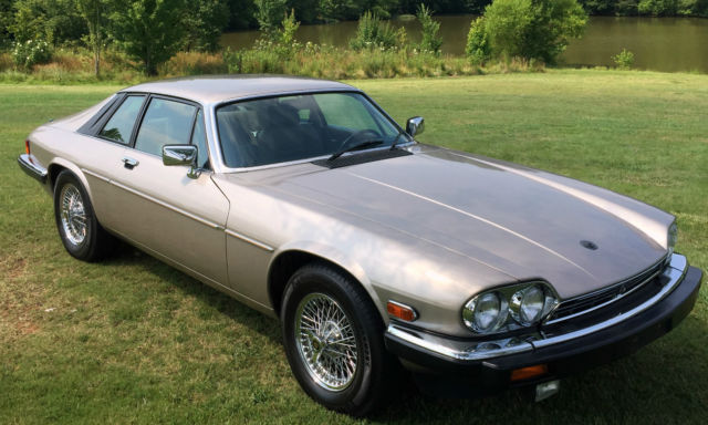 1987 jaguar xjs v12 one owner for sale photos. Black Bedroom Furniture Sets. Home Design Ideas