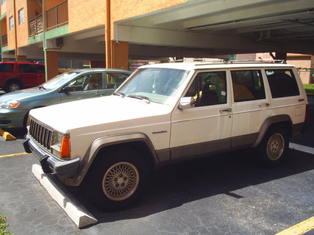 1987 Jeep Cherokee Laredo For Sale Photos Technical Specifications