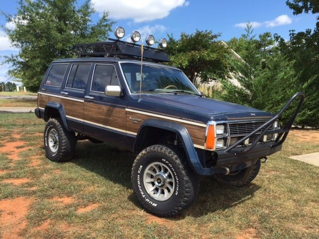 1987 Jeep Wagoneer Limited