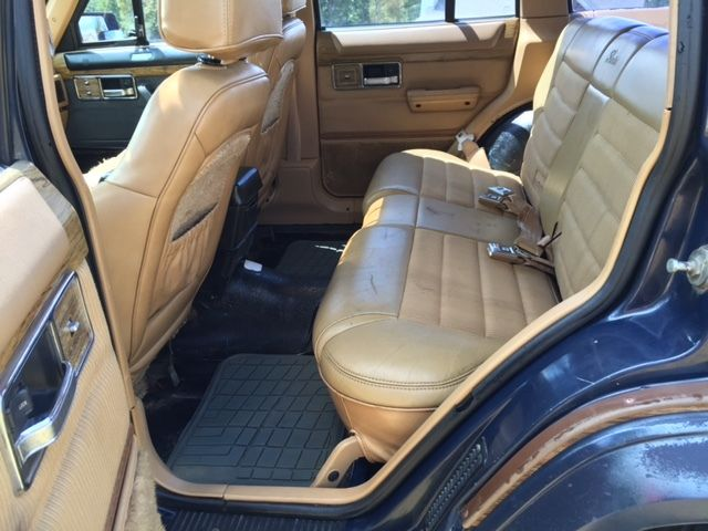 1987 Jeep Cherokee Wagoneer Limited 4x4 4 0l For Sale