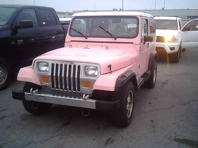Jeep Wrangler For Sale Ontario >> 1987 Jeep Wrangler Laredo Sport Utility 2-Door 4.2L One Of ...