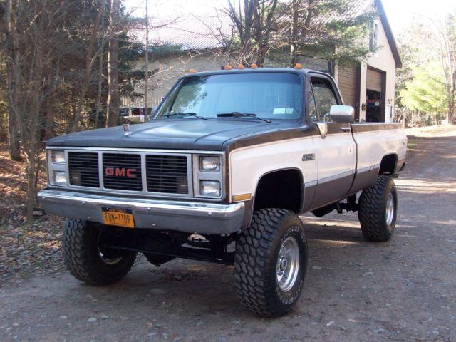1987 Gmc 3500