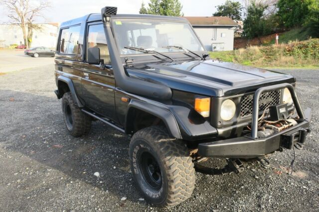 1987 Toyota Land Cruiser BJ73