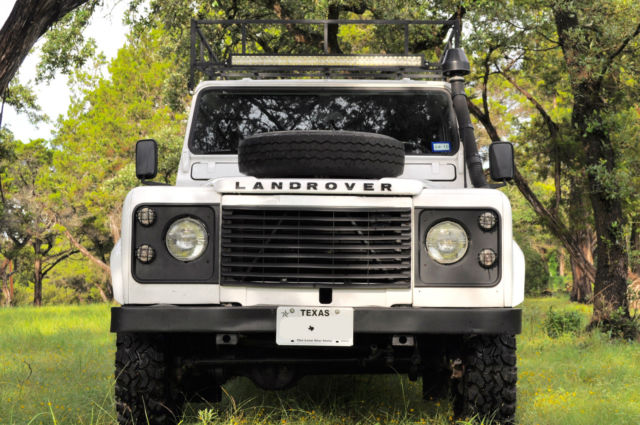 Land Rover Defender For Sale Texas >> 1987 Land rover Defender 110 LHD Turbo Diesel for sale: photos, technical specifications ...