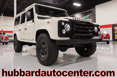 1987 Land Rover Defender *Rare Fully Custom Defender 110 w/ Diesel Engine!