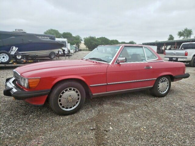 1987 Mercedes-Benz SL-Class 560sl Mercedes, fully documented
