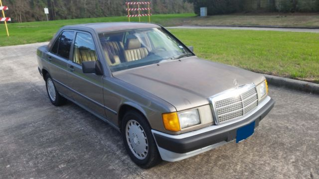 1987 Mercedes-Benz 190-Series