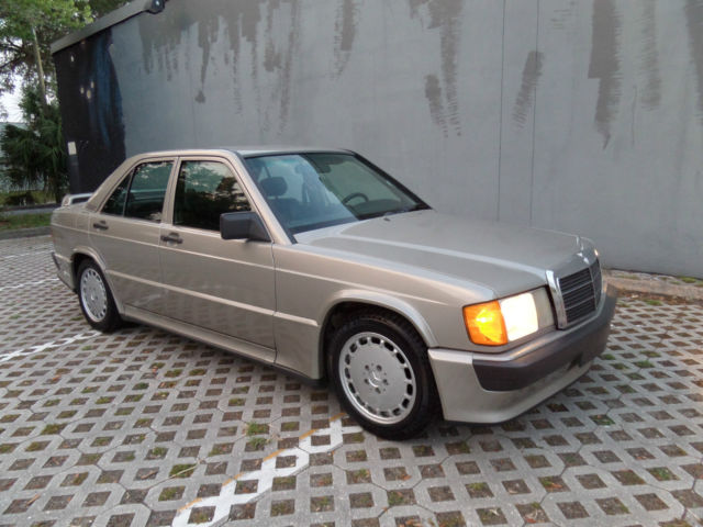 1987 Mercedes-Benz 190-Series Cosworth