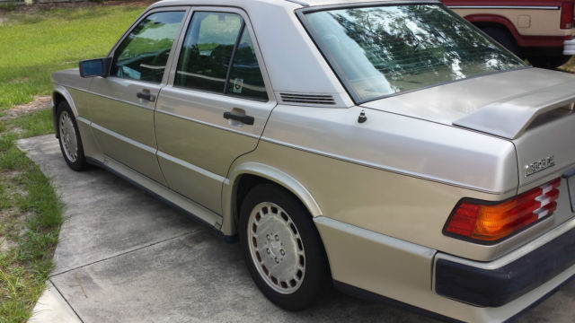 1987 Mercedes-Benz 190-Series 190E 2.3 16 VALVES