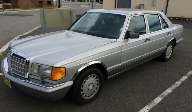 1987 mercedes benz 300 sdl turbo diesel for sale photos for Mercedes benz 300 diesel
