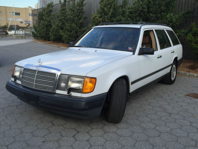 1987 Mercedes-Benz 300-Series 300-Series