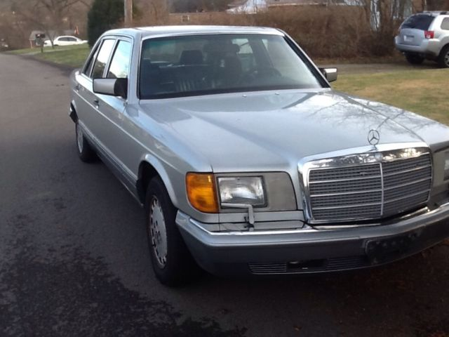 1987 Mercedes-Benz 300-Series 300SDL