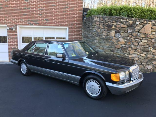 1987 mercedes benz 300sdl sdl diesel low miles great for Mercedes benz 300sdl for sale