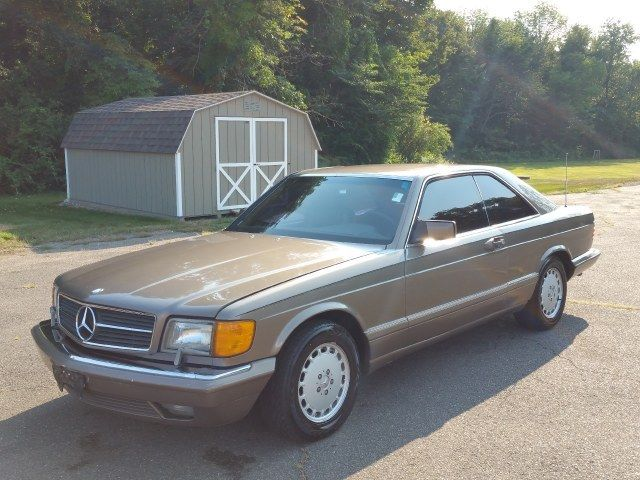 1987 Mercedes-Benz 500-Series 560SEC