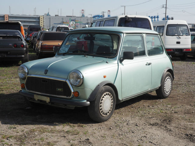 1987 Mini Classic Mini Mayfair