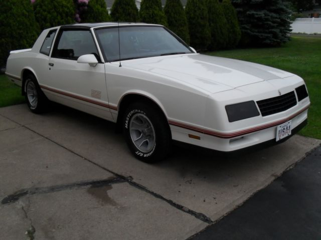 1987 monte carlo ss t top reserve is off for sale photos technical specifications description. Black Bedroom Furniture Sets. Home Design Ideas
