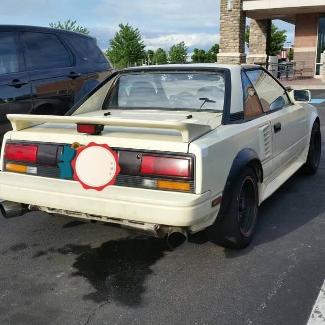1987 Mr2 With Gen 4 3sgte For Sale Photos Technical Specifications