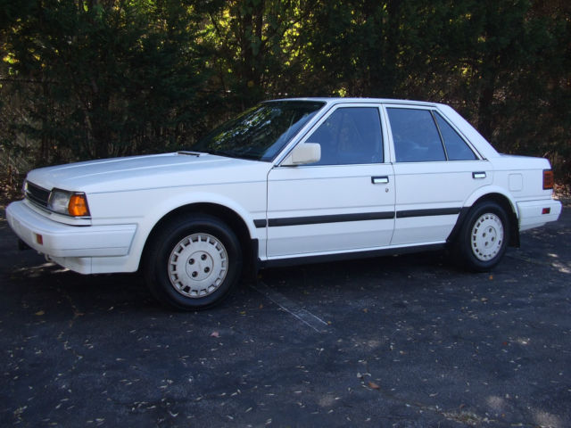1987 nissan stanza for sale