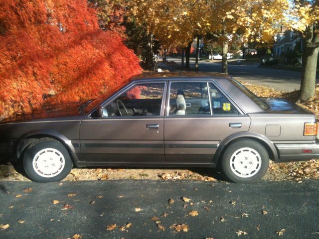 1987 Nissan Other AUTOMATIC