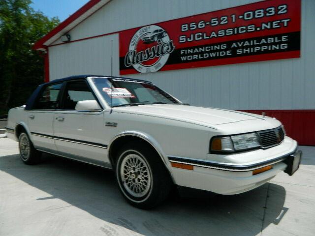 1987 Oldsmobile Cutlass Ciera Sedan Low Miles for sale
