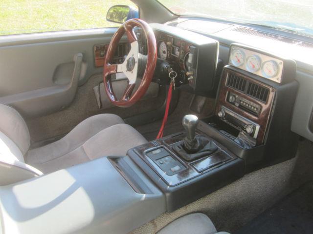 1987 Pontiac Fiero Gt V8 Conversion For Sale Photos Technical Specifications Description