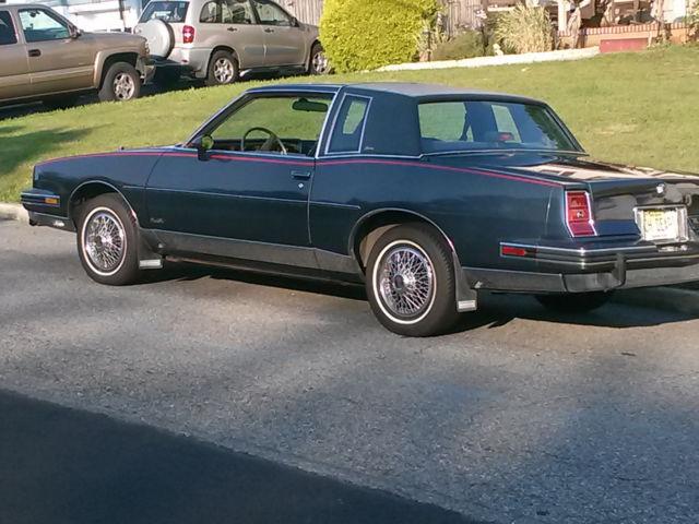 1987 Pontiac Grand Prix For Sale Photos Technical