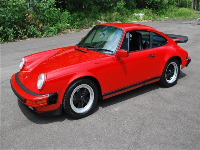 1987 Porsche 911 G50 Coupe with 20k miles and Fresh Service