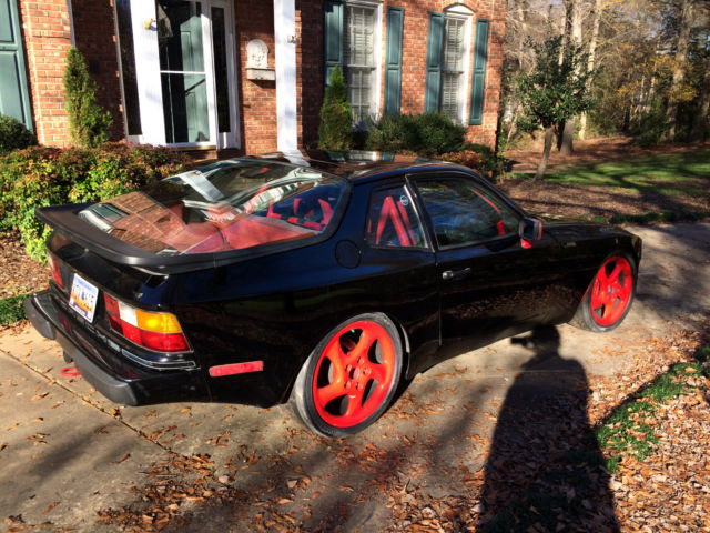 1987 porsche 944 street legal track car for sale photos technical specifications description. Black Bedroom Furniture Sets. Home Design Ideas